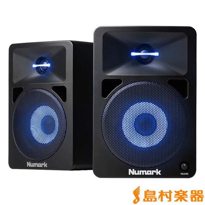 Numark N-Wave【ヌマーク】 580L モニタースピーカー Numark【ヌマーク 580L】, セレクトショップAny:dd0b26a1 --- sunward.msk.ru