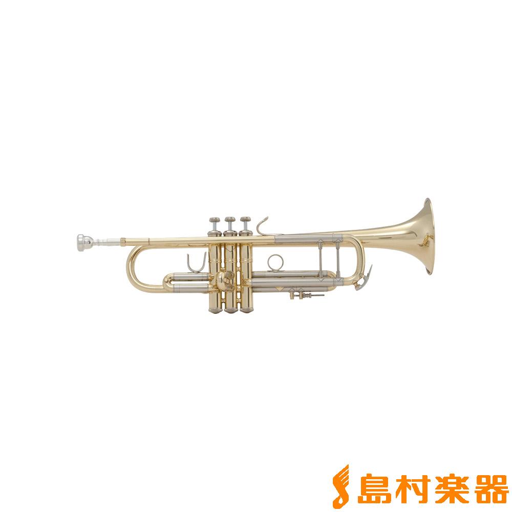 【トランペットスタンドプレゼント中】Bach 180MLV72GL イエローブラス・ラッカー仕上げ B♭ トランペット 【72ベル】 【バック】