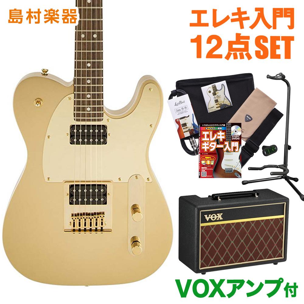 Squier by Fender J5 Telecaster FRG エレキギター 初心者 セット VOXアンプ テレキャスター 【スクワイヤー / スクワイア】【オンラインストア限定】