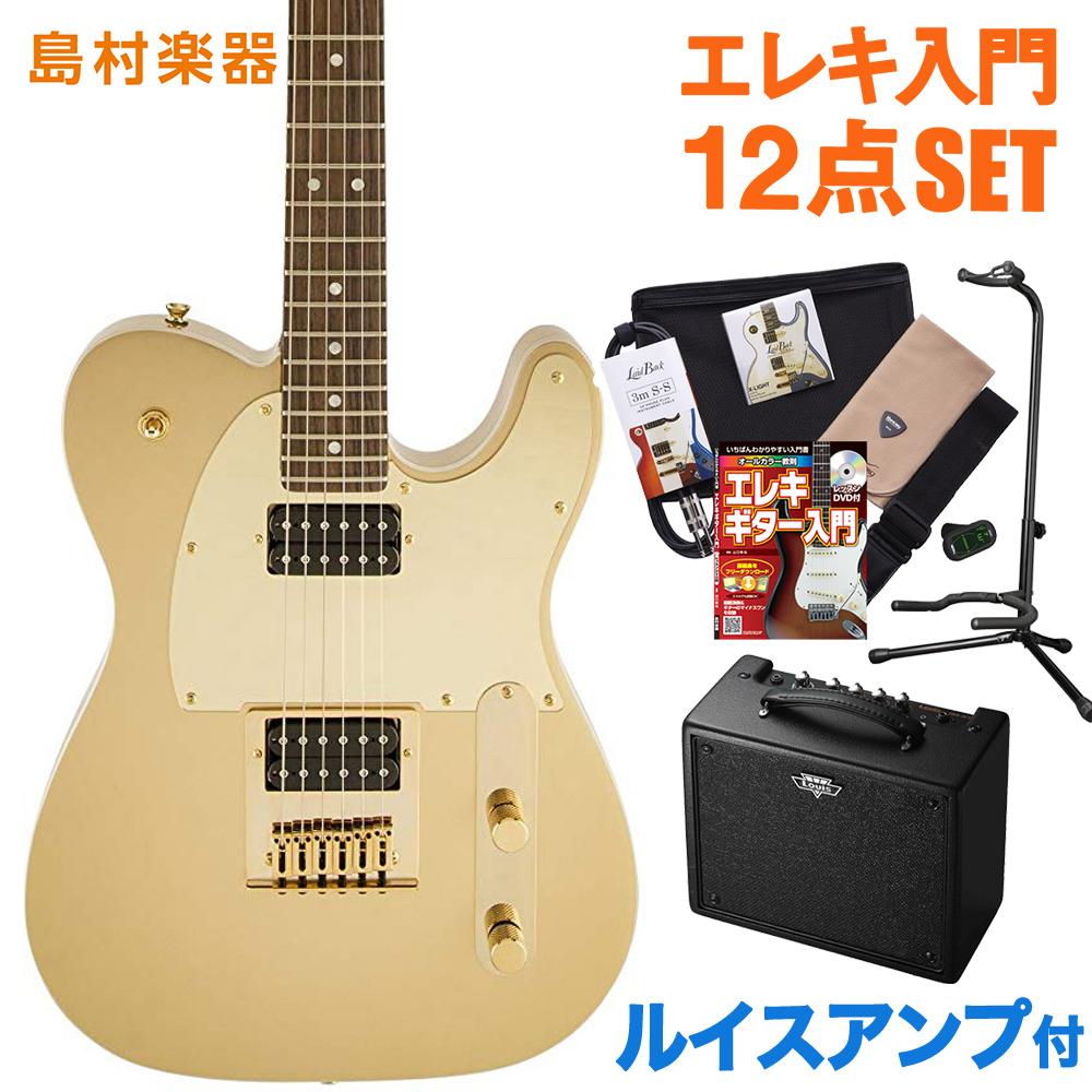 Squier by Fender J5 Telecaster FRG エレキギター 初心者 セット ルイスアンプ テレキャスター 【スクワイヤー / スクワイア】【オンラインストア限定】