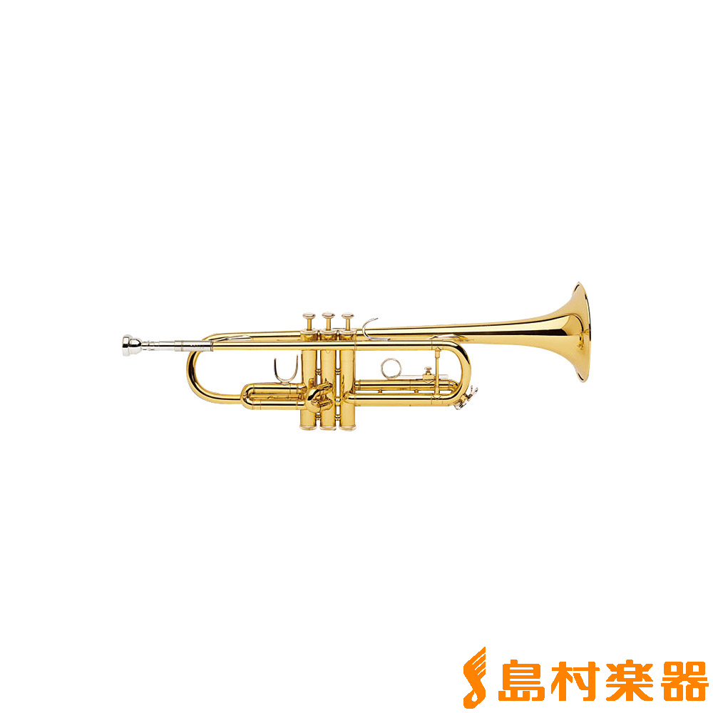 Bach TR300GL ゴールドラッカー仕上げ B♭ トランペット 【バック】【受注生産 納期お問い合わせください ※注文後のキャンセル不可】