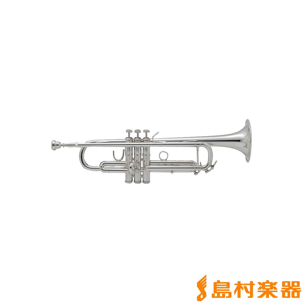 Bach Vincent SP シルバープレート仕上げ B♭ トランペット 【バック】