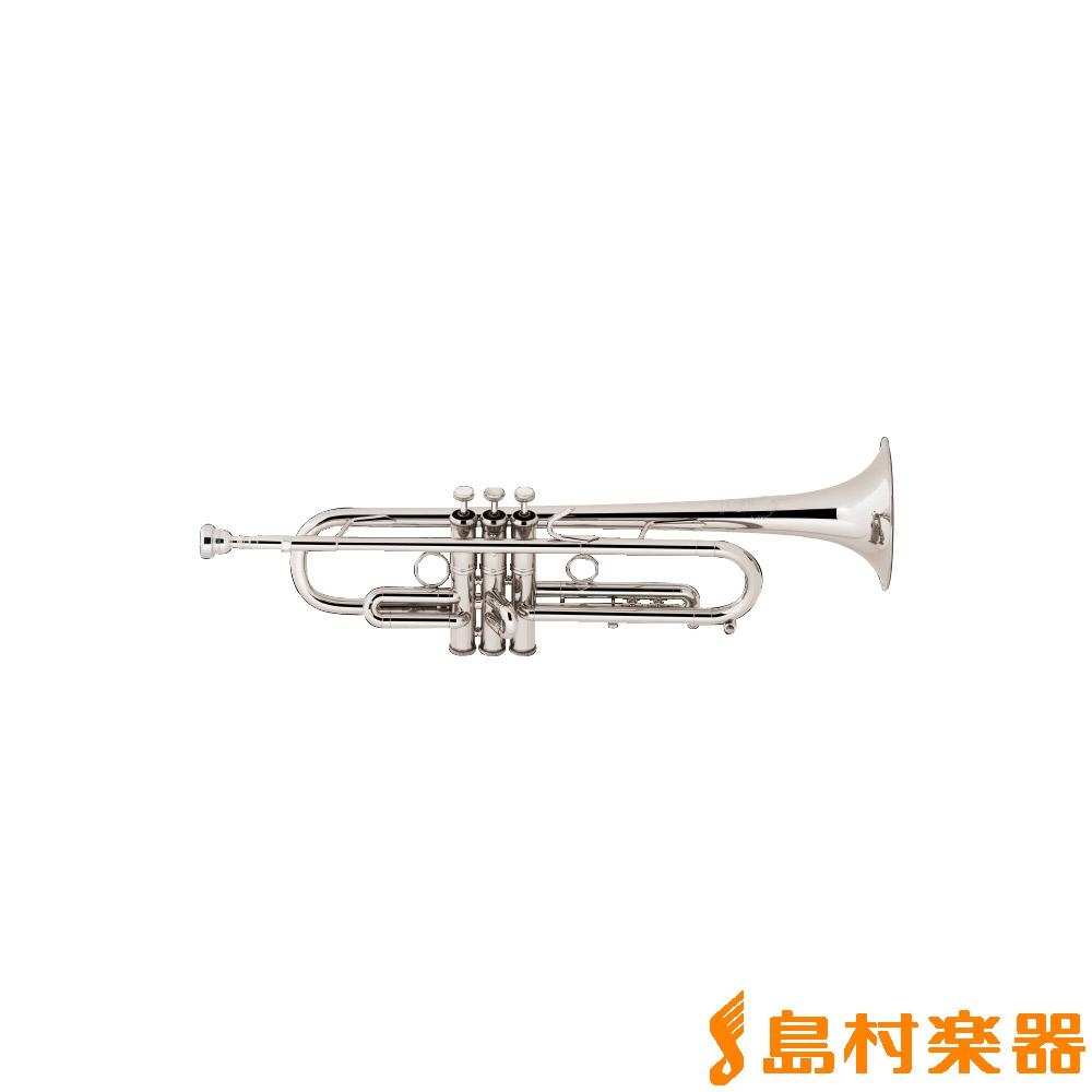 Bach LT190S1B Commercial Trumpet シルバー仕上げ B♭ トランペット 【バック】