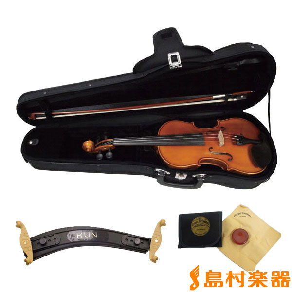 EASTMAN VL80セット 1/2 バイオリンセット 【イーストマン】