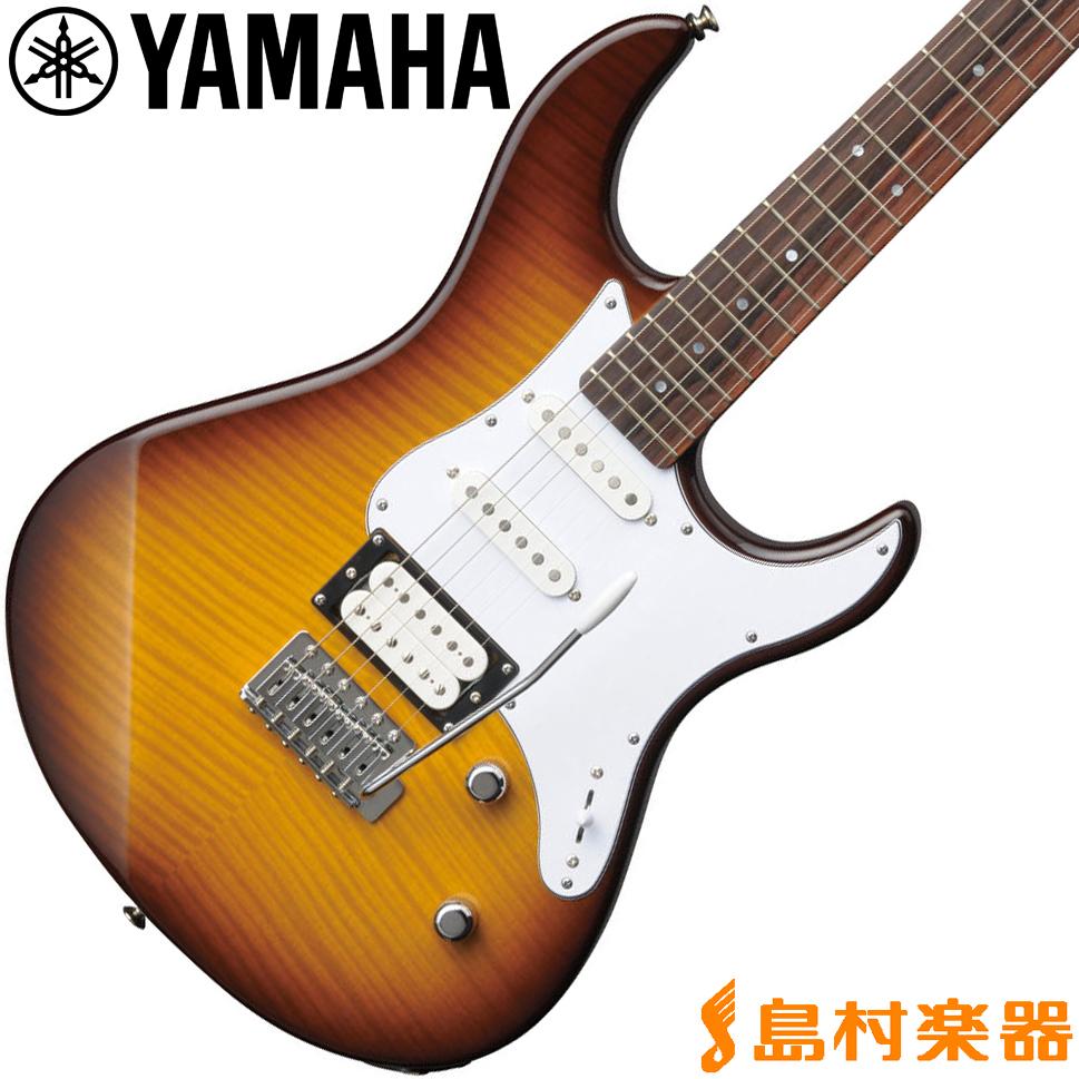 YAMAHA PACIFICA212VFM TBS エレキギター 【ヤマハ】
