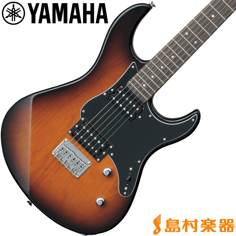 YAMAHA PACIFICA120H TBS エレキギター 【ヤマハ】