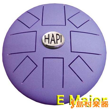 HAPI Drum HAPI-E1-P DP(ディープパープル) スリットドラム Original 【ハピドラム E1P】【Eメジャー】