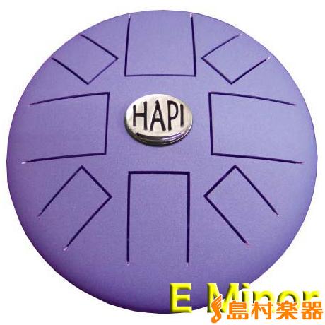 HAPI Drum HAPI-E2-P DP(ディープパープル) スリットドラム Original 【ハピドラム E2P】【Eマイナー】