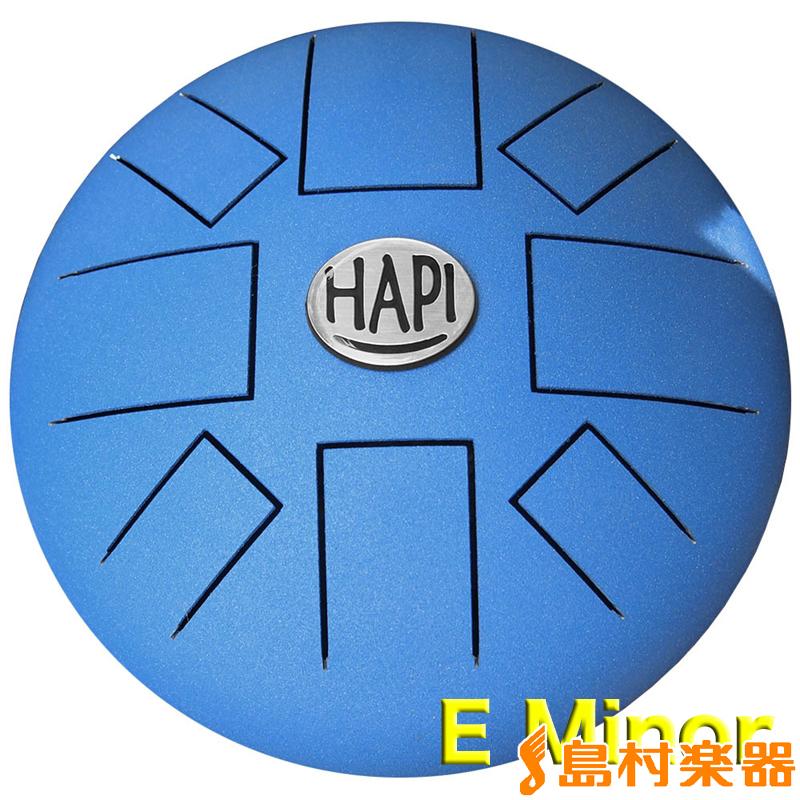 HAPI Drum HAPI-E2-B IBL(インディゴブルー) スリットドラム Original 【ハピドラム E2B】【Eマイナー】