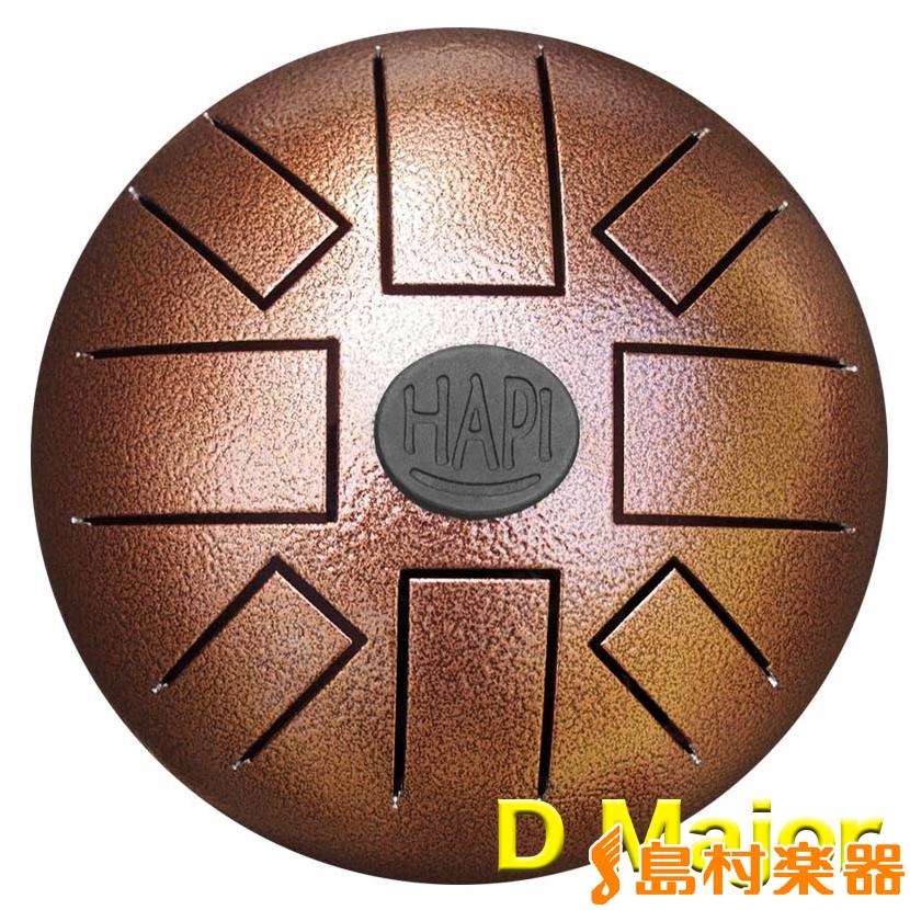 HAPI Drum HAPI-MINI-D1 COP(カッパー) スリットドラムミニ 【ハピドラム MINID1】【Dメジャー】