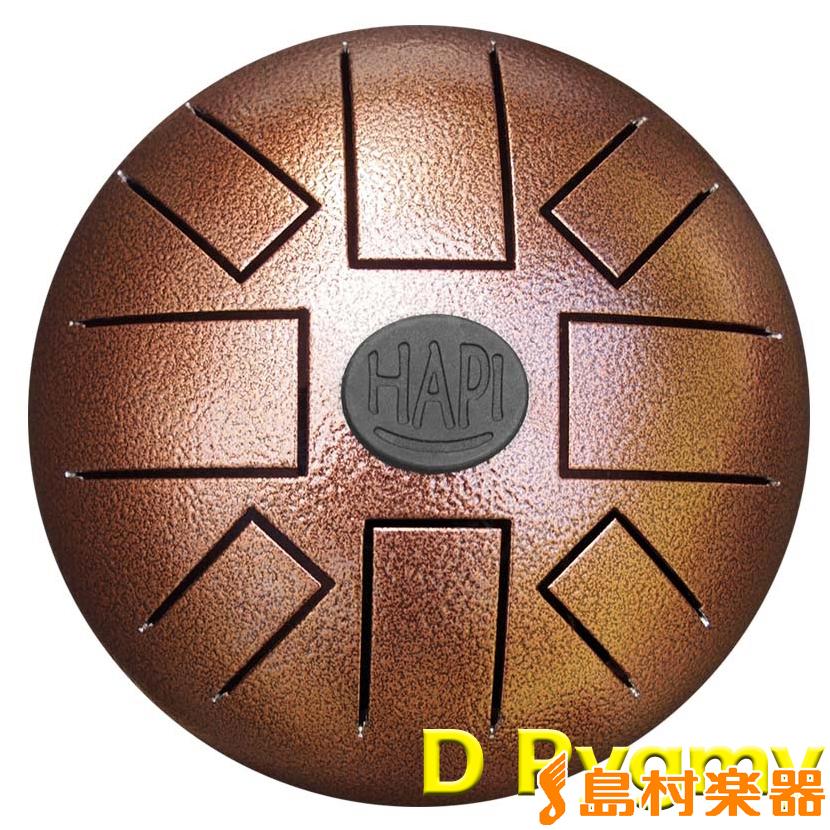 HAPI Drum HAPI-MINI-DP COP(カッパー) スリットドラムミニ 【ハピドラム MINIDP】【Dピグミー】