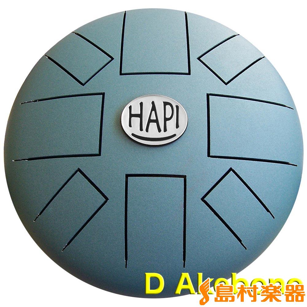 HAPI Drum HAPI-DA-G AQT(アクアティール) スリットドラム Original 【ハピドラム DAG】【Dアケボノ】
