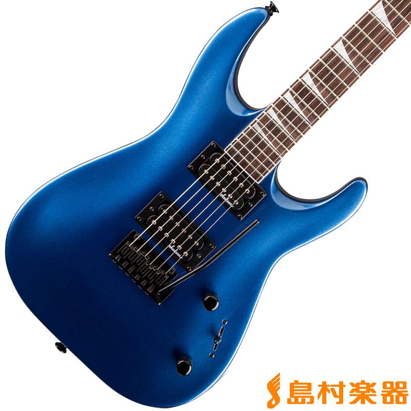 Jackson JS22 DINKY MBL (メタリックブルー) エレキギター ディンキー 【ジャクソン】