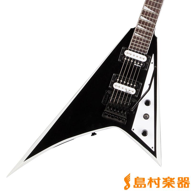 Jackson JS32 RHOADS BWB(ブラックwithホワイトベベル) エレキギター ランディV 【ジャクソン】
