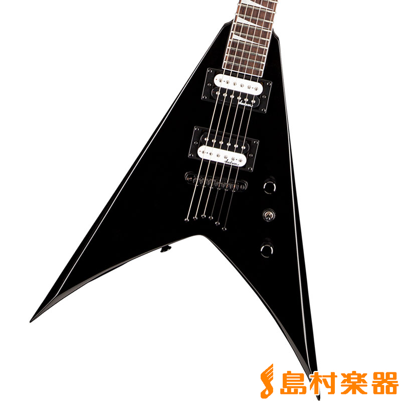 Jackson JS32T KING V GBK(グロスブラック) エレキギター キングV 【ジャクソン】