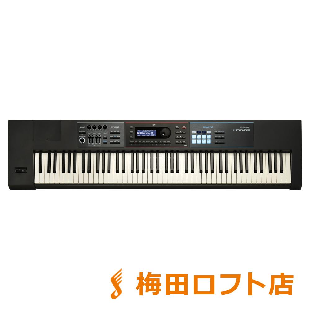 Roland JUNO-DS88 シンセサイザー 88鍵盤ピアノタッチ 【ローランド JUNODS88】【梅田ロフト店】