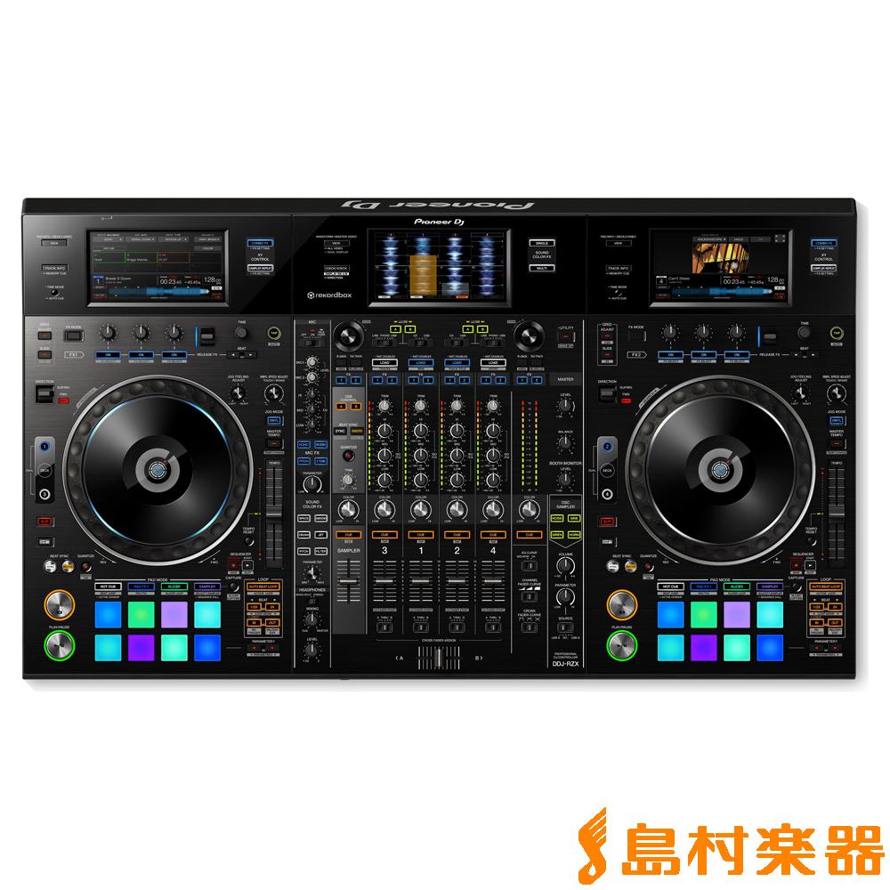 rekordbox 【パイオニア】 Pioneer VIDEO対応 DJ DJコントローラー DDJ-RZX