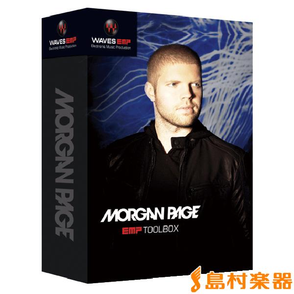 WAVES Morgan Page EMP Toolbox バンドル 【ウェーブス】[メール納品 代引き不可]