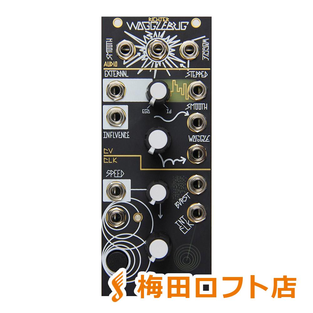 Make Noise Richter Wogglebug モジュラーシンセサイザー 【メイクノイズ】【梅田ロフト店】