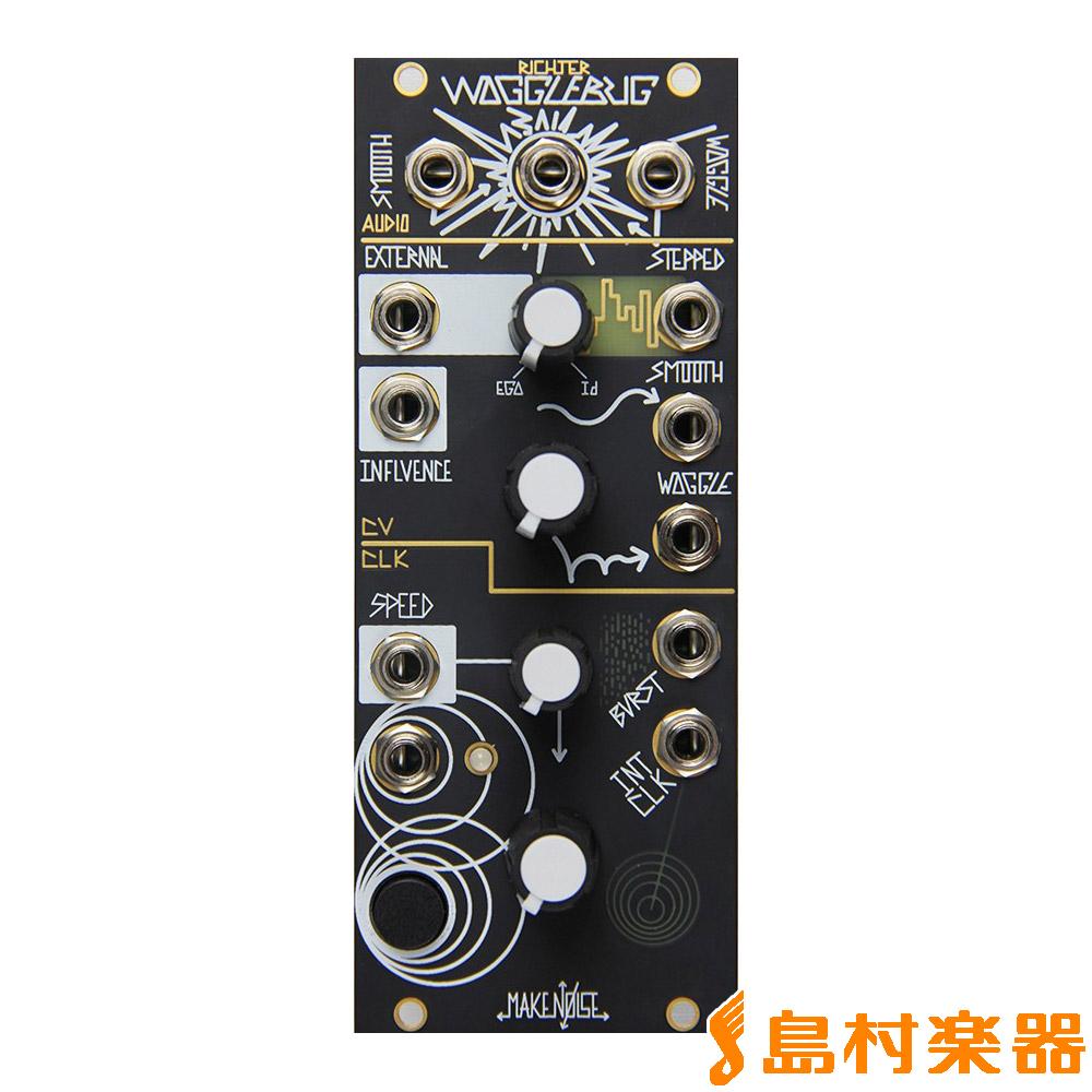 Make Noise Richter Wogglebug Richter Make モジュラーシンセサイザー【メイクノイズ Noise】, 小清水町:07724608 --- officewill.xsrv.jp