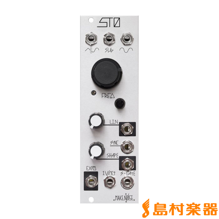 Make Noise STO モジュラーシンセサイザー 【メイクノイズ】