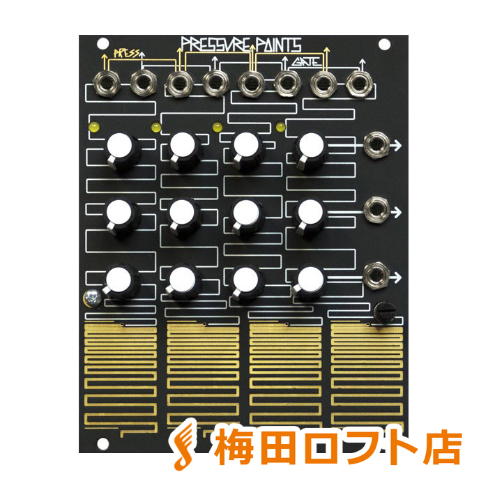 Make Noise Pressure Points モジュラーシンセサイザー 【メイクノイズ】【梅田ロフト店】