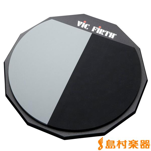 ViC FIRTH VIC-PAD12H トレーニングパッド 【ビックファース】
