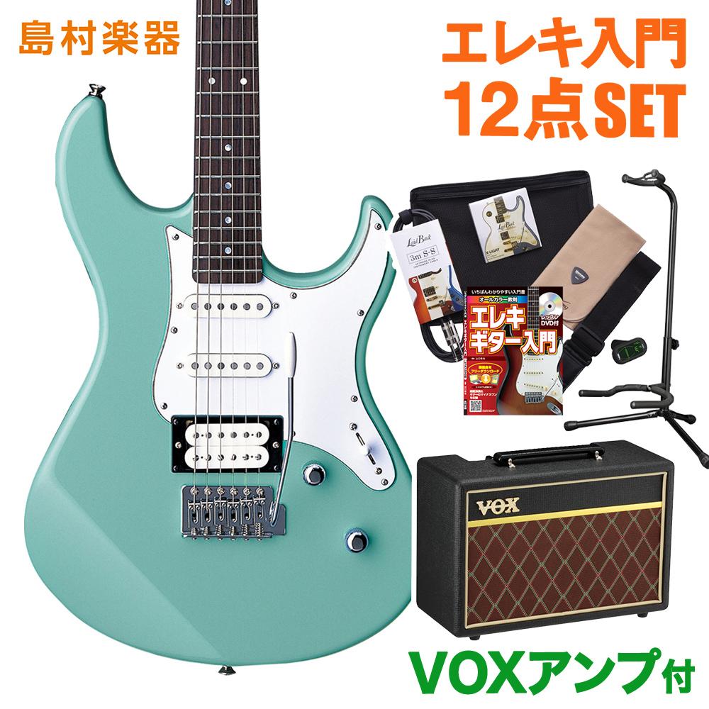 YAMAHA PACIFICA112V SOB(ソニックブルー) VOXアンプセット エレキギター 初心者セット 【ヤマハ】