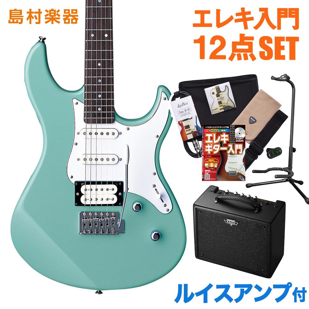 YAMAHA PACIFICA112V SOB(ソニックブルー) ルイスアンプセット エレキギター 初心者セット 【ヤマハ】