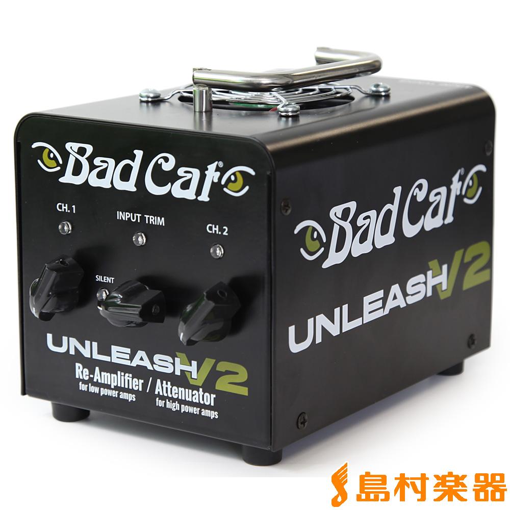 BadCat Unleash v2 リアンプ/アッテネーター 【バッドキャット】
