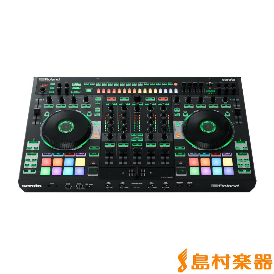 Roland AIRA DJ-808 DJコントローラー 【serato DJ対応】 【ローランド DJ808】
