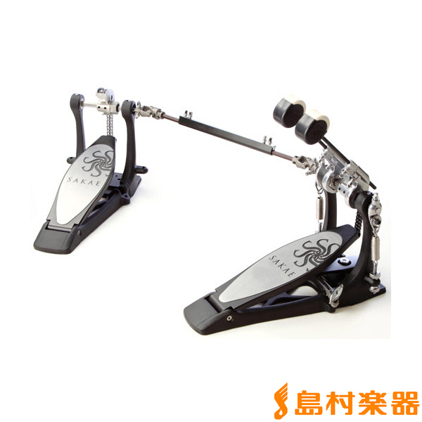 SAKAE XDP-200D X-Calibur Pedal Double Drum Pedal ツインペダル 【サカエ XDP200D】