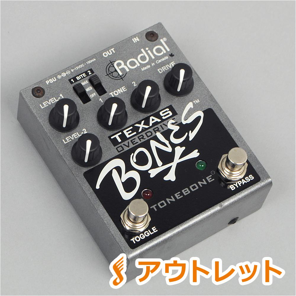 RADIAL BONES TEXAS オーバードライブ 【ラディアル】【ビビット南船橋店】 【アウトレット】