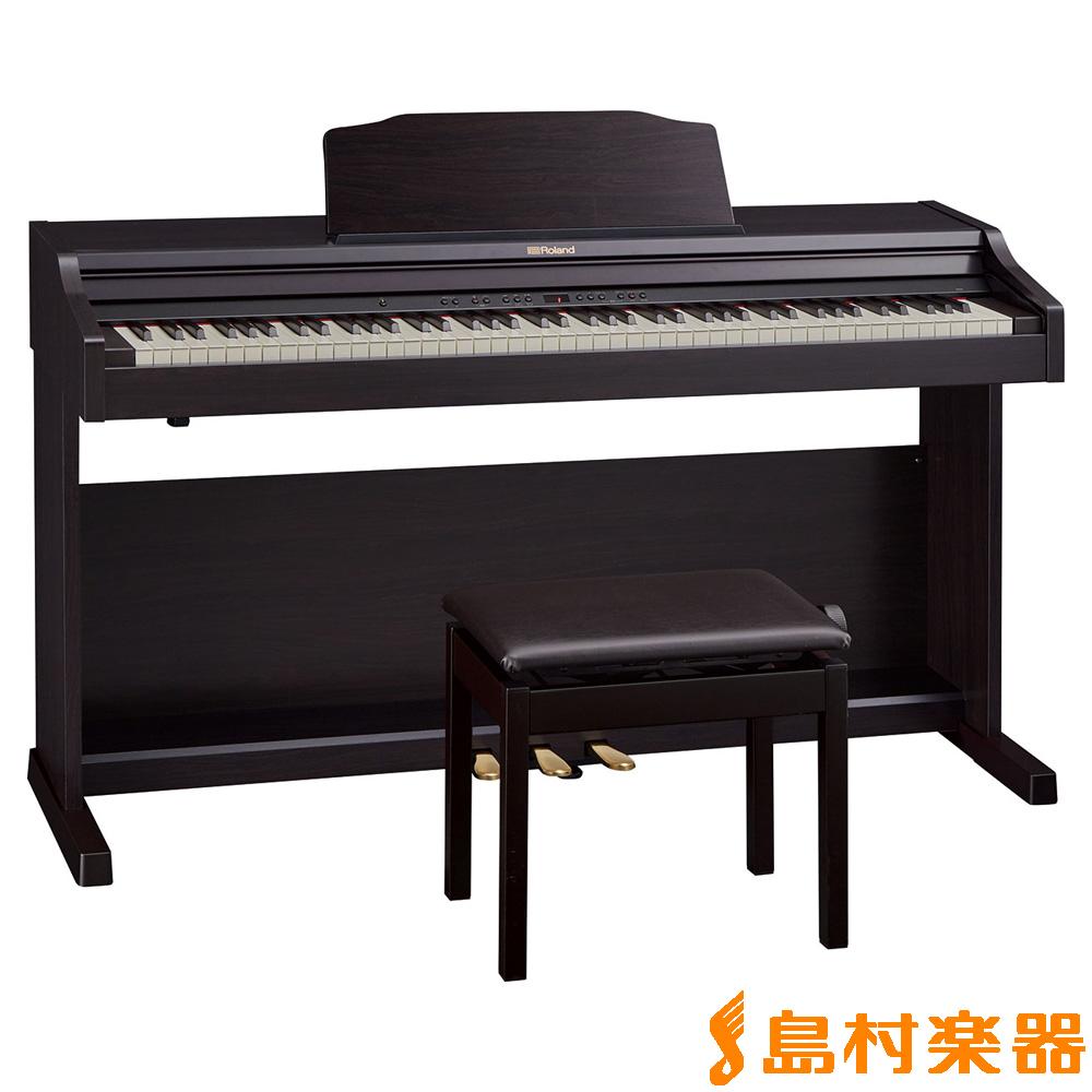 Roland RP501R CRS(クラシックローズウッド調仕上げ) 電子ピアノ 88鍵盤 【ローランド】【配送設置無料・代引き払い不可】【別売り延長保証対応プラン:E】