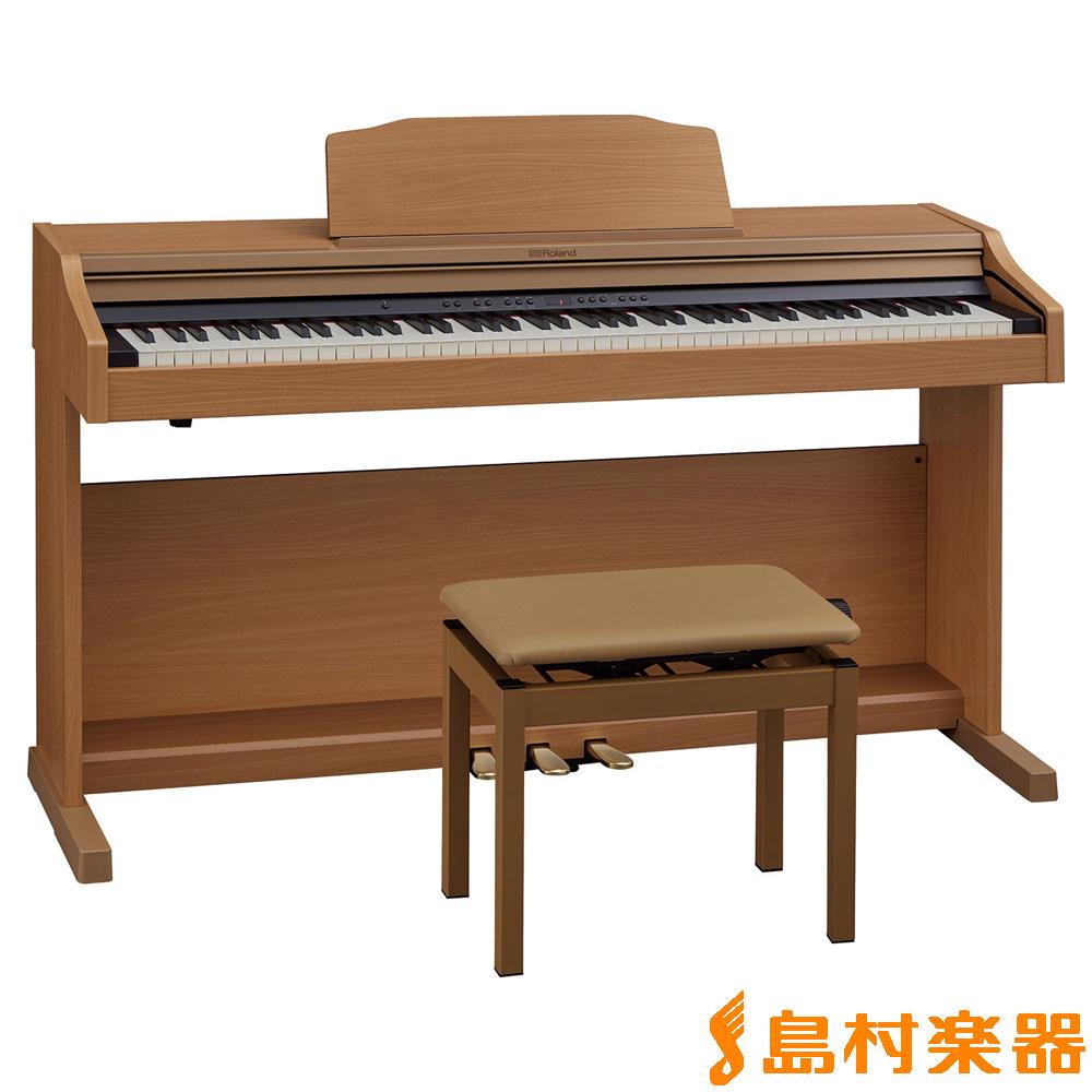 Roland RP501R NBS(ナチュラルビーチ調仕上げ) 電子ピアノ 88鍵盤 【ローランド】【配送設置無料・代引き払い不可】【別売り延長保証対応プラン:E】