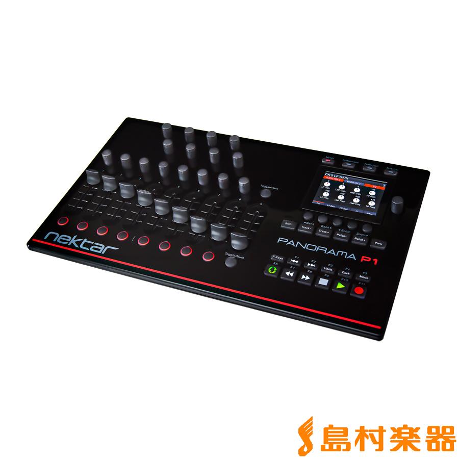 Nektar Technology PANORAMA P1 MIDIコントローラー 【ネクターテクノロジー】
