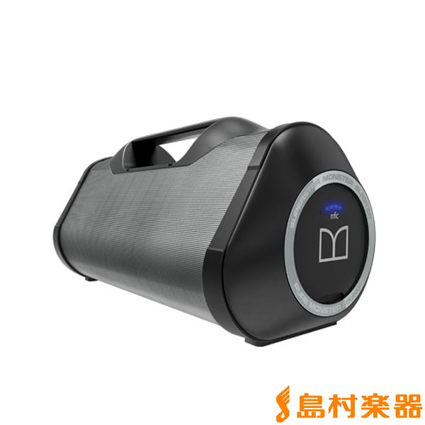 MONSTER BLASTER Bluetooth対応 スピーカー ブームボックス 【モンスター】