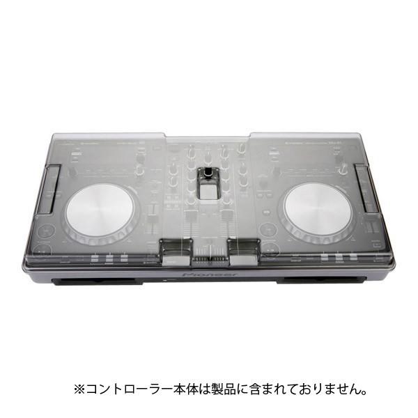 DECKSAVER DS-PC-XDJR1 【 Pioneer XDJ-R1】 ダストカバー dust cover 【デッキセーバー DSPCXDJR1】