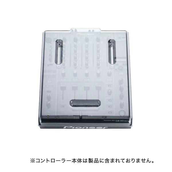 DECKSAVER DS-PC-DJM900 【 PIONEER DJM-900】 ダストカバー 【デッキセーバー DSPCDJM900】