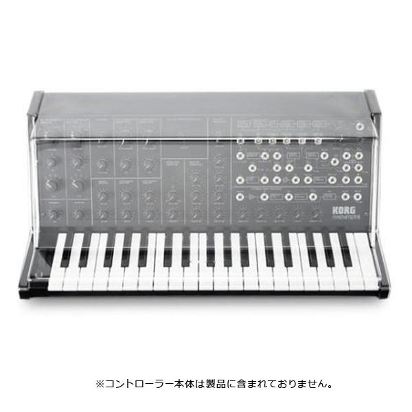 DECKSAVER DSS-PC-MS20M 【 Korg MS-20】 ダストカバー 【デッキセーバー DSSPCMS20M】