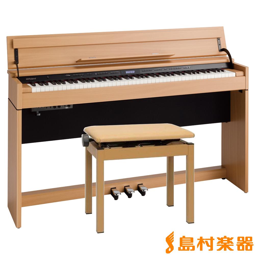 Roland DP603 NBS ナチュラルビーチ調仕上げ 電子ピアノ 88鍵盤 【ローランド】【配送設置無料・代引き払い不可】【別売り延長保証対応プラン:D】