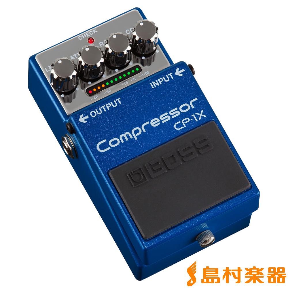 BOSS CP-1X Compressor コンプレッサー エフェクター 【ボス CP1X】