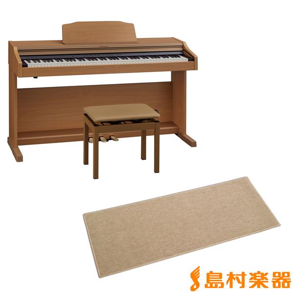 Roland RP501R NBS カーペット(小)セット 電子ピアノ 88鍵盤 【ローランド】【配送設置無料・代引き払い不可】【別売り延長保証対応プラン:E】