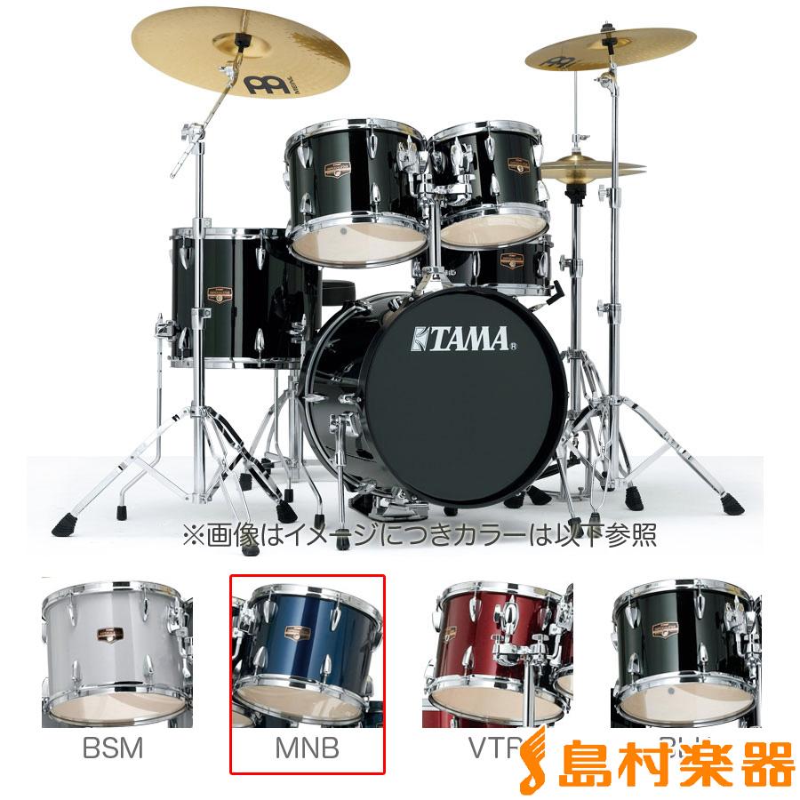 TAMA IP58H6HC MNB ドラムセット シンバル付き 【バスドラム18インチ小口径仕様】 【タマ IMPERIALSTAR/インペリアルスター】