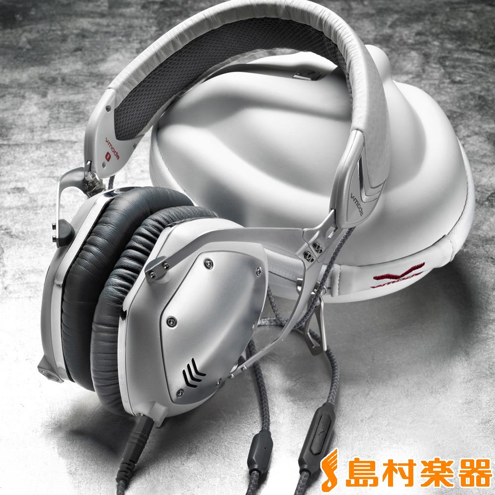 V-MODA M-100-U-WSILVER ヘッドホン 【ブイモーダ】