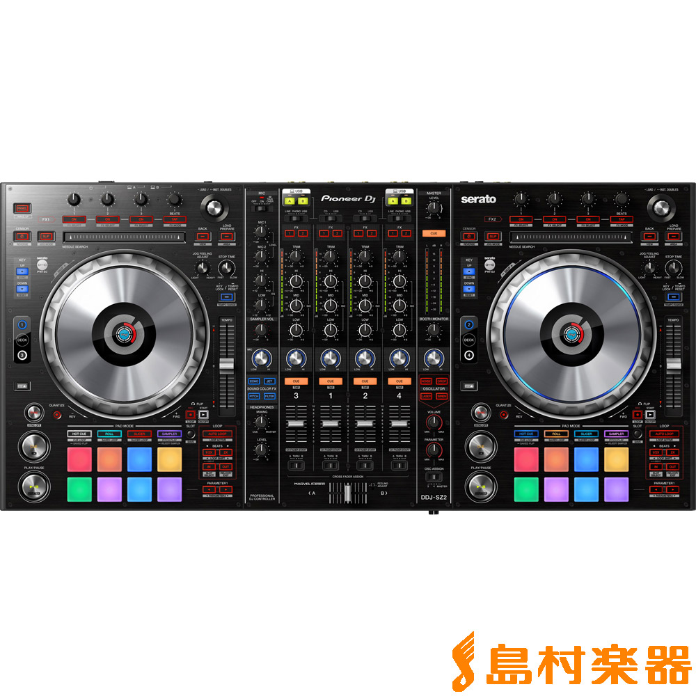 Pioneer DDJ-SZ2 DJコントローラー serato専用 【パイオニア】