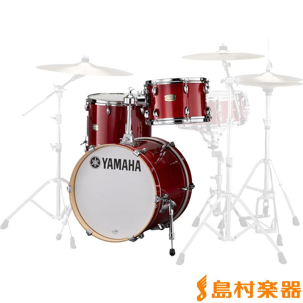 YAMAHA SBP8F3CR CR ドラムセット/ステージカスタム Bop-Kit 【ヤマハ】