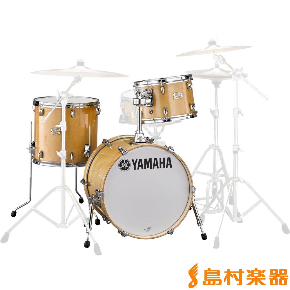 YAMAHA SBP8F3NW NW ドラムセット/ステージカスタム Bop-Kit 【ヤマハ】