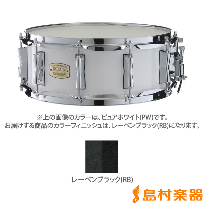 YAMAHA SBS1455 RB スネアドラム/Stage Custom Birch 【ヤマハ】