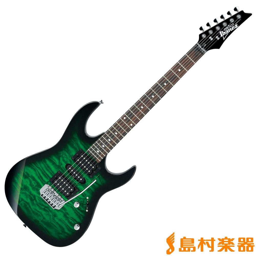 Gio Ibanez GRX70QA TEB エレキギター 【ジオ アイバニーズ】【純正アクセサリーキット付属】
